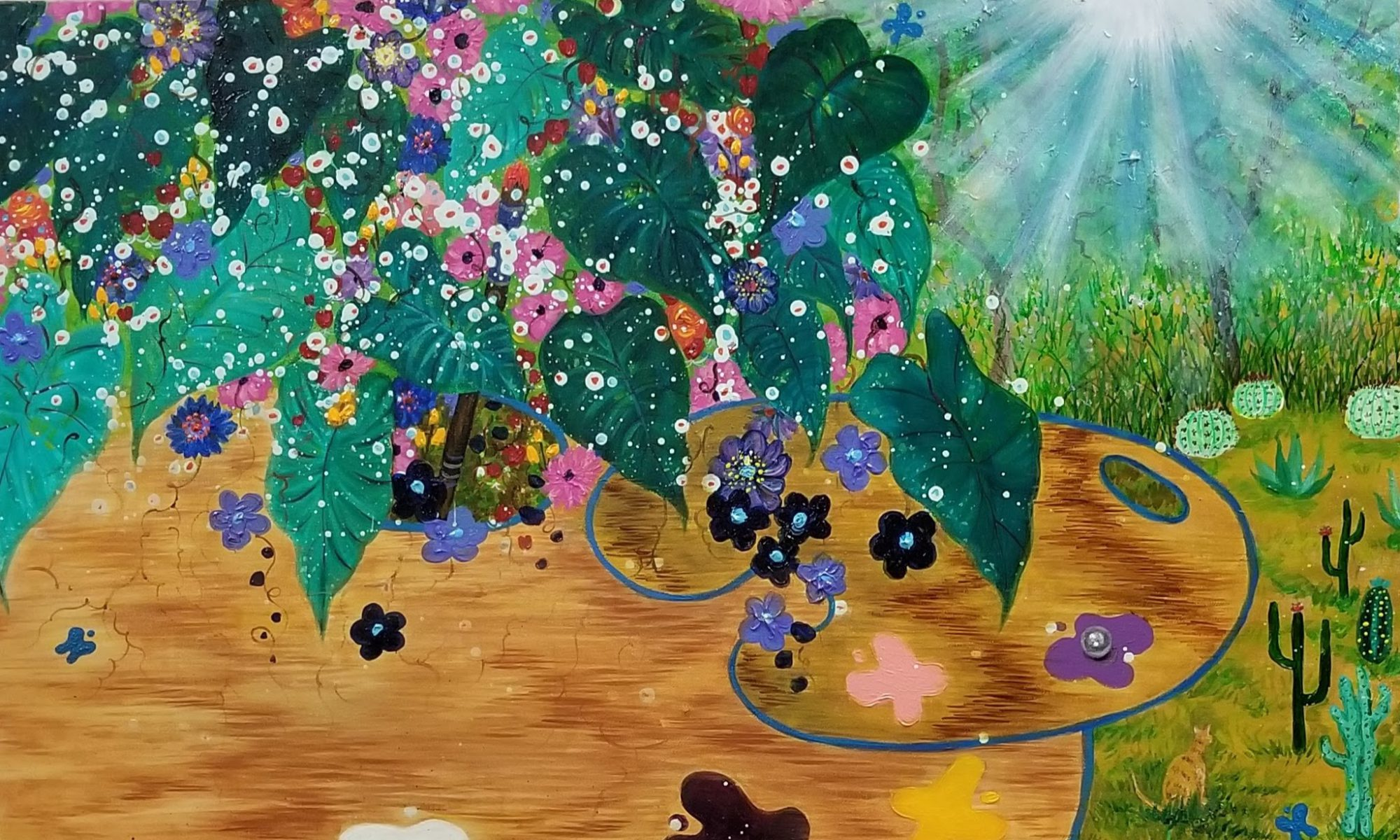 Kristin Sue Kim's Art